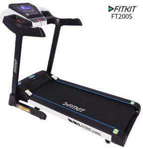 Fitkit FT200 Series 2.25HP (4.5HP Peak) Motorized Treadmill