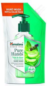 Himalaya Pure Hands Moisturizing Tulsi and Aloe Hand Wash