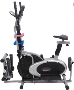 Kamachi OB-330 Elliptical Orbitrack Bike (4 in 1) with Stepper