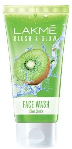 Lakme Blush & Glow Kiwi Freshness Gel Face Wash