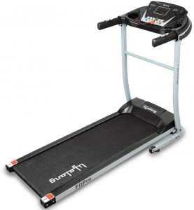 Lifelong FitPro LLTM09 (2.5 HP Peak) Motorized Treadmill
