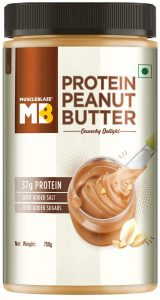 MuscleBlaze High Protein Natural Peanut Butter