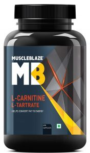Muscleblaze L-Carnitine