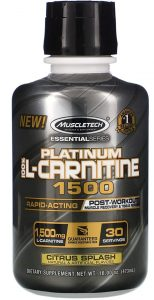 Muscletech Essential Series 100% L-carnitine