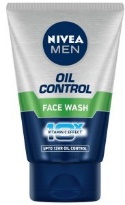 NIVEA Men Face Wash Oil Control