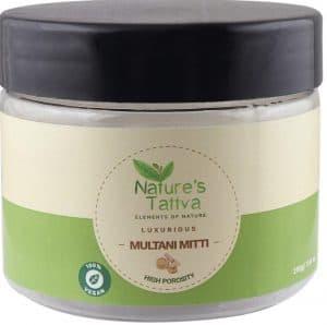 Nature's Tattva Multani Mitti