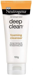 Neutrogena Deep Clean Facewash