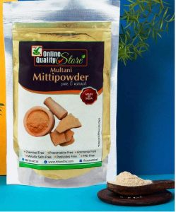 Online Quality Store Multani Mitti