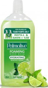 Palmolive Hydrating Foaming Lime & Mint Liquid Hand Wash