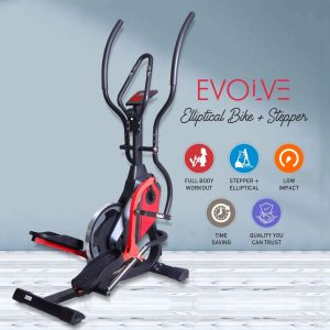 Reach Evolve Elliptical Climber Cross Trainer