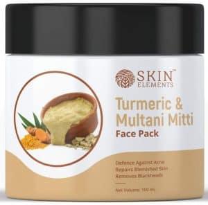 Skin Elements Turmeric (Haldi) & Multani Mitti