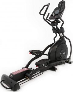 Sole SE95E Steel Elliptical Cross Trainer