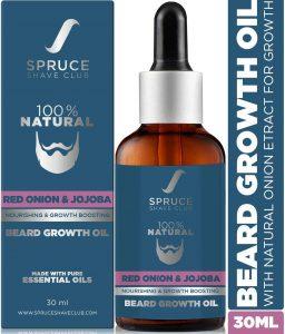 Spruce Shave Club Advanced Beard Growth Oil