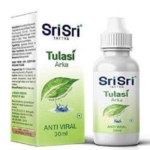 Sri Sri Tattva Organic Tulasi Arka