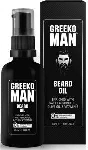 Vasu Greeko Man Beard Oil