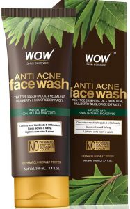 WOW Skin Science Anti Acne Face Wash