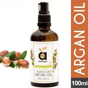 Anveya Pure Moroccan Argan Oil