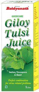 Baidyanath Giloy Tulsi Juice - Helps Boost Immunity