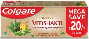 Colgate Swarna Vedshakti Ayurvedic Toothpaste