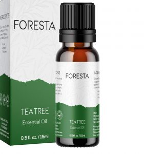 Foresta Naturals Tea Tree Essential Oil
