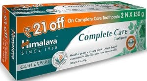 Himalaya Herbals Complete Care Toothpaste