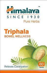 Himalaya Wellness Since 1930 Pure Herbs Triphala Bowel Wellness
