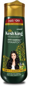 Kesh King Anti Hairfall Shampoo with aloe and 21 herbs