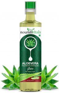Nourish Vitals Pure Aloe Vera