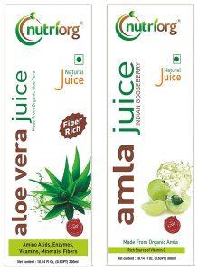 Nutriorg Amla & Aloe Vera Juice