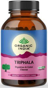 ORGANIC INDIA Triphala Ayurvedic Capsules