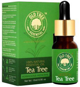 Old Tree Tea Tree Essential Oil