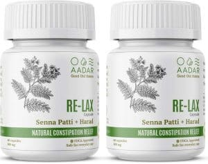 Re-LAX – Relief from Constipation