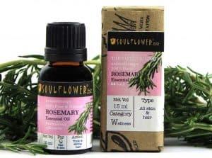 Soulflower Rosemary Oil