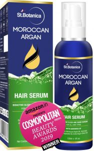 St.Botanica Moroccan Argan Hair Serum
