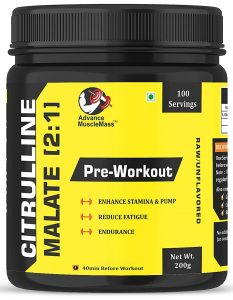 Advance MuscleMass Citrulline Malate