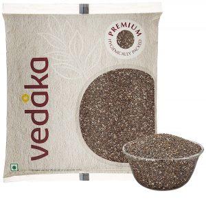 Amazon Brand - Vedaka Raw Chia Seeds