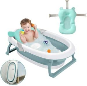 Arkmiido Foldable Bath Tub