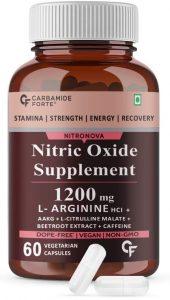 Carbamide Forte L Arginine,Nitric Oxide Supplement