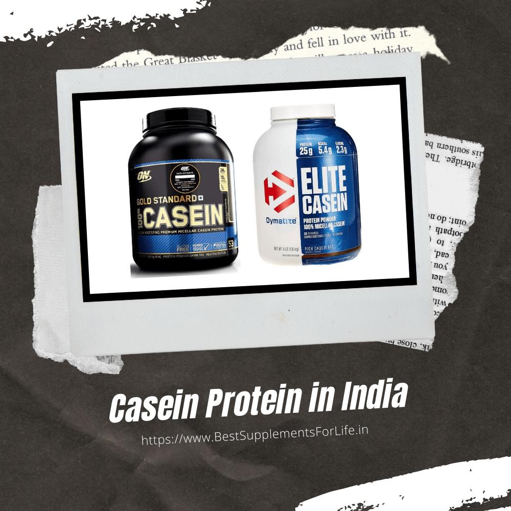 Casein Protein In India