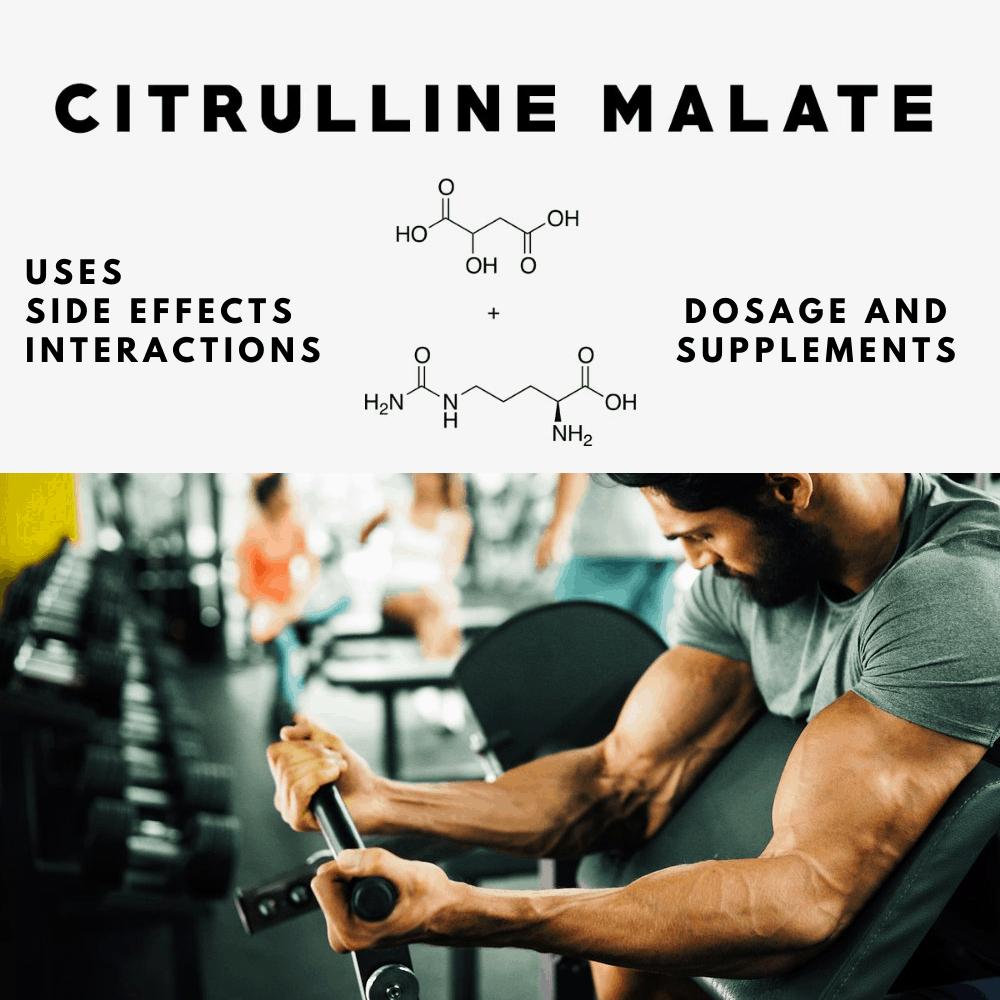 citrulline malate supplements