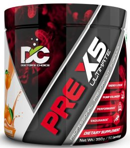 Doctor's Choice PRE-X5 Ultimate Professional Pre-Workout Formula