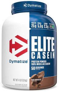 Dymatize Elite Casein 4 lbs Protein Powder