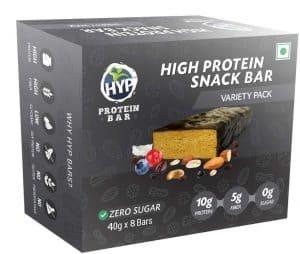 HYP Sugarfree Variety Pack - 8 Bars