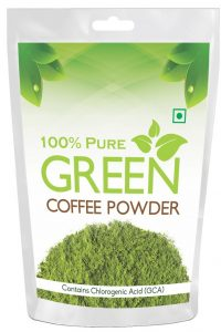 Health First 100% Pure Green Coffee Beans