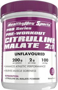 HealthyHey Sports Citrulline Malate