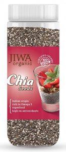 Jiwa Organic Chia Seeds