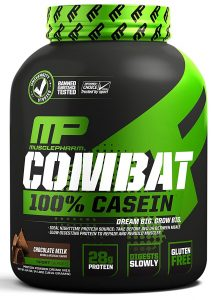 MusclePharm Casein Protein Powder Drink Mix