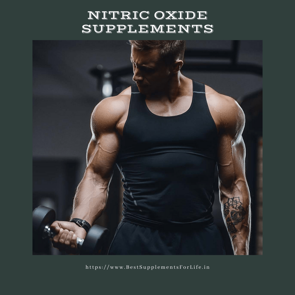 Nitric Oxide Supplements In India