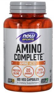 Now Foods Sports Amino Complete Capsule