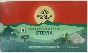 Organic India Natural Sweetener Stevia